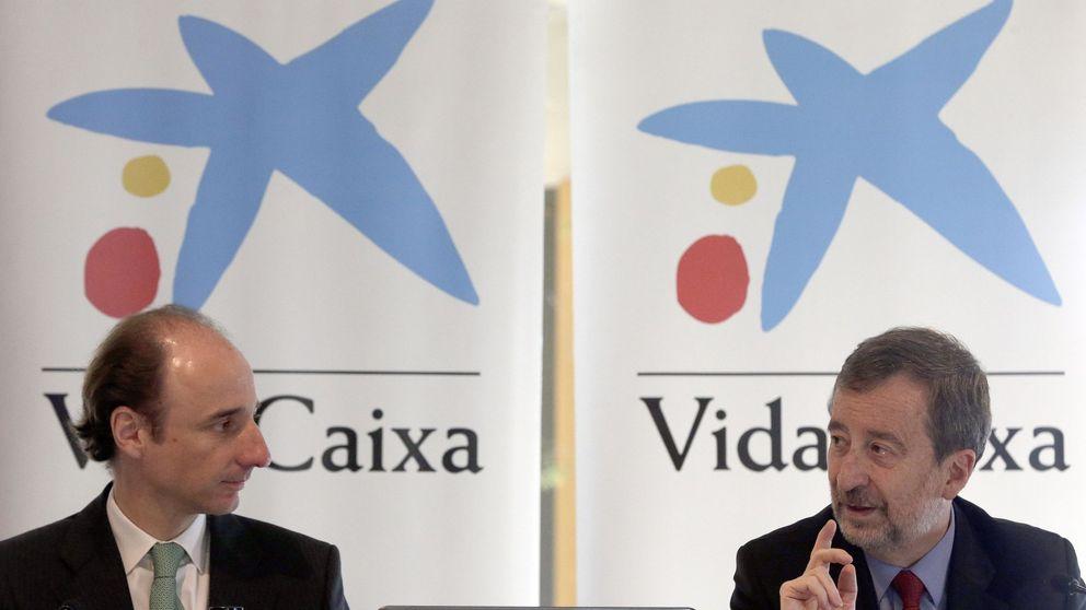 VidaCaixa se distancia de Mapfre y hace más dependiente a CaixaBank de los seguros