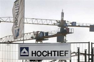 Hochtief (ACS) se adjudica la construcción de un puerto en Abu Dhabi por 273 millones