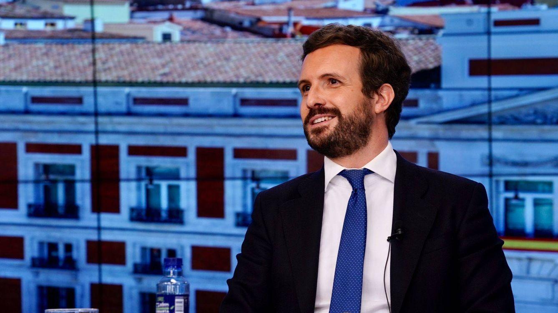 Casado exige un debate sobre el estado de la nación: El PP y España están de vuelta