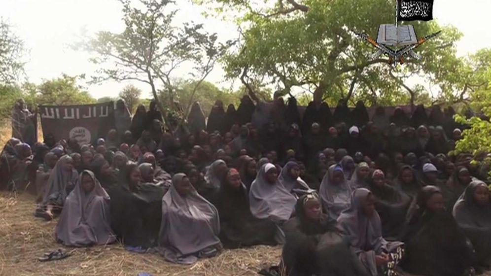 Foto: Las niñas nigerianas raptadas son convertidas en moneda de cambio. (Reuters)