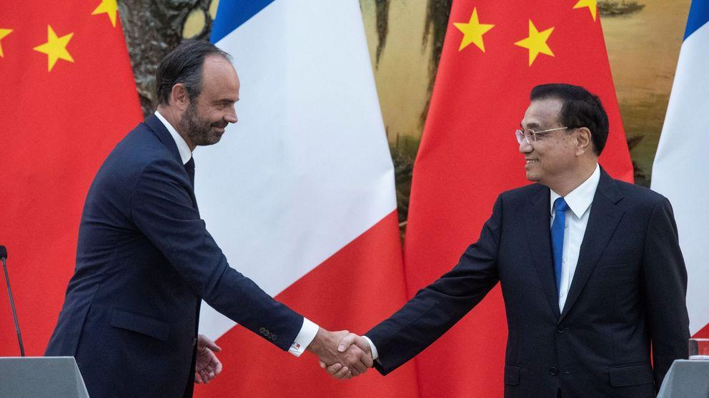 China busca aliados en Europa frente a la guerra comercial de Trump