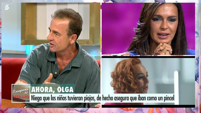 Alessandro Lequio en 'El programa del verano'. (Telecinco)