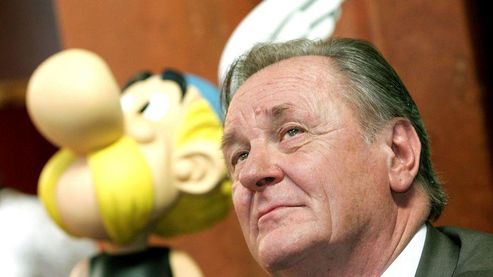 Muere a los 92 años Albert Uderzo, padre y diseñador de Astérix, por una crisis cardíaca