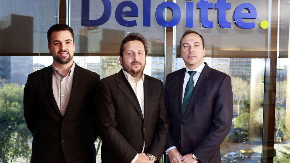 Foto: Josep Coll, fundador de Red Ponts, firmó recientemente una alianza con Deloitte