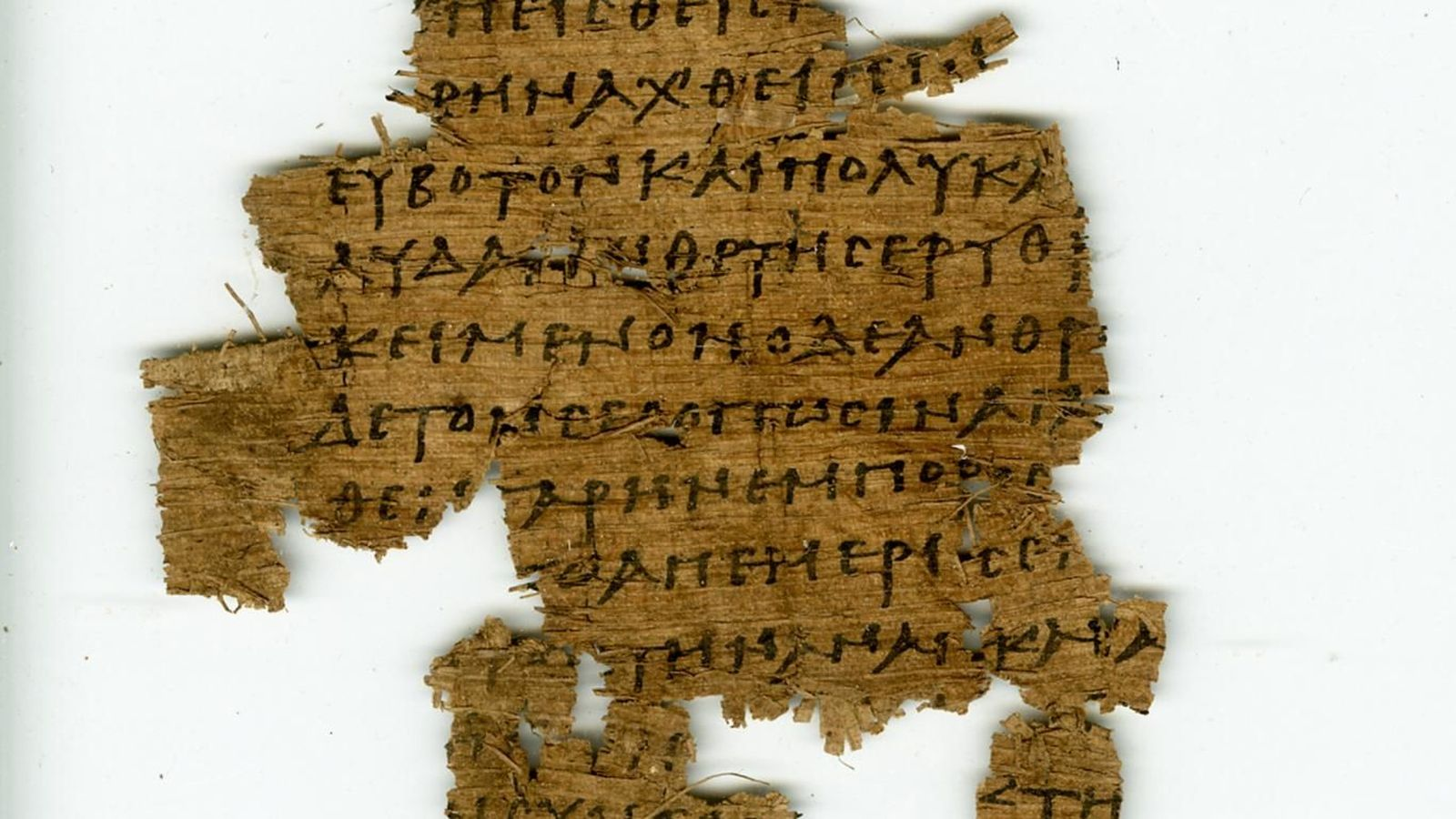 Foto: Hasta el año 2012 sólo se habían conseguido traducir 5.000 de los 500.000 papiros encontrados. (The Egypt Exploration Society)