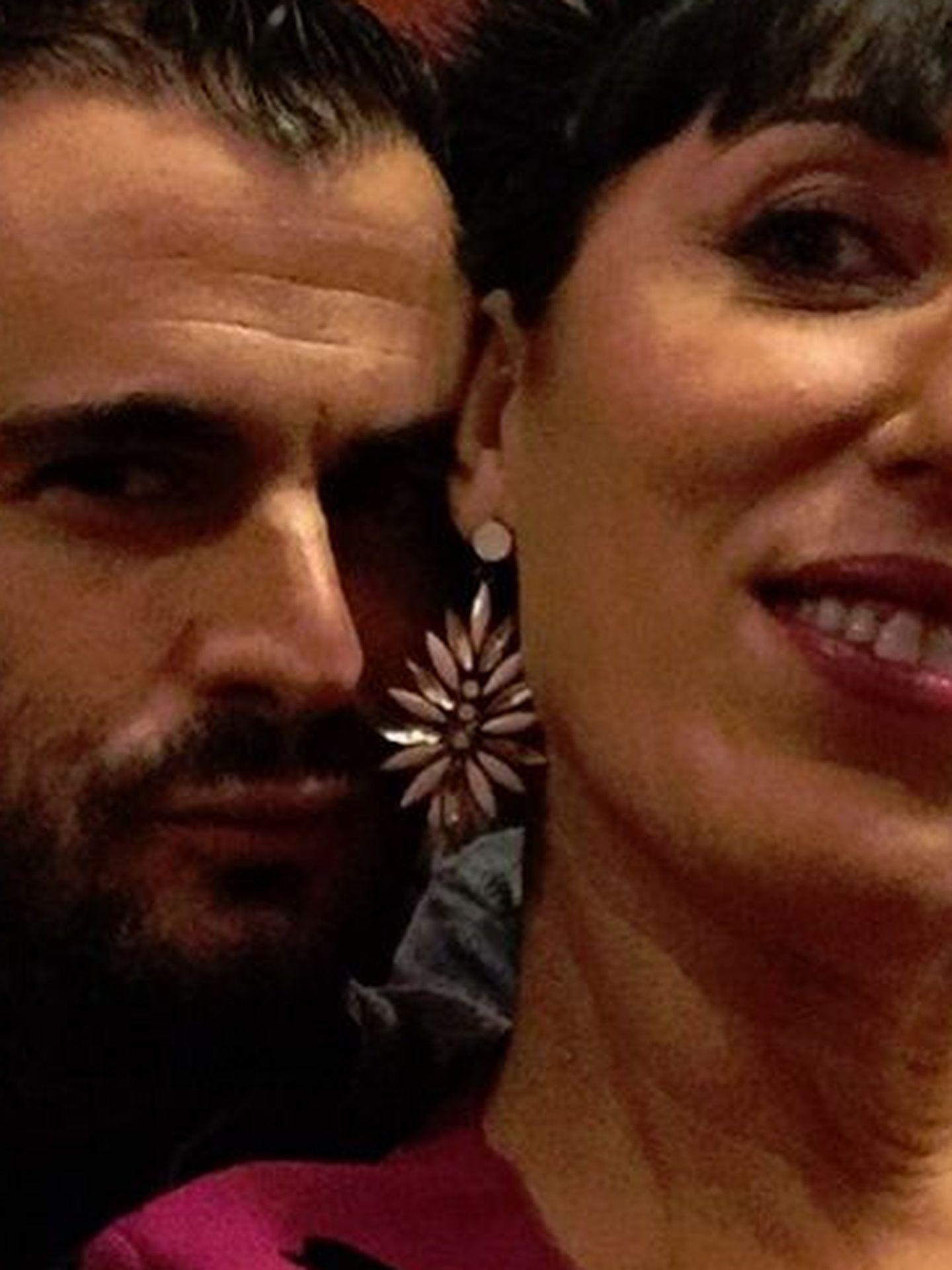 Con Rossy de Palma