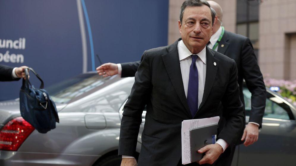 Foto: El presidente del Banco Central Europeo, Mario Draghi. (Reuters)