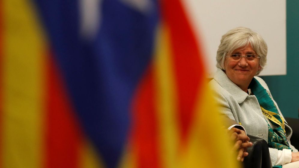 Foto: Imagen de archivo de Clara Ponsatí. (Reuters)