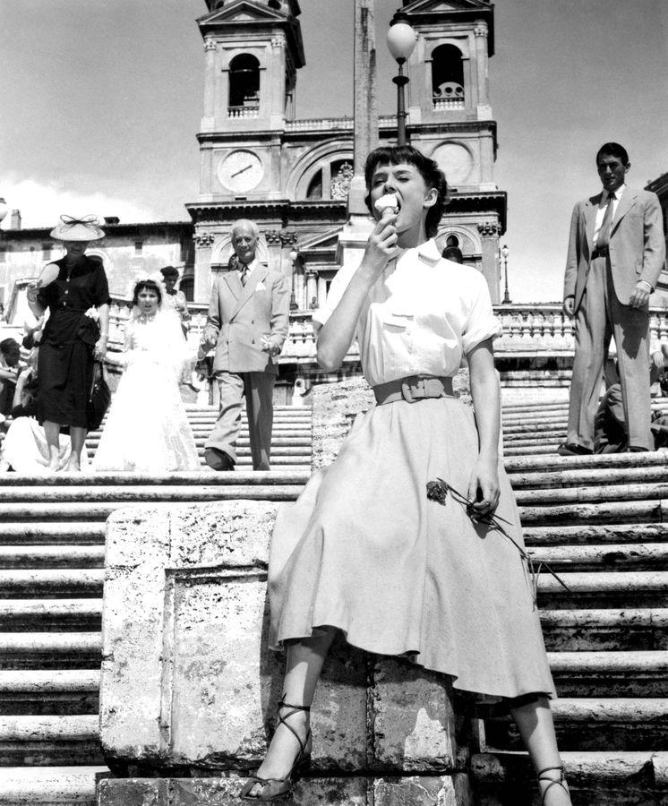 Foto: Fotograma de la película 'Vacaciones en Roma' (Cordon Press)
