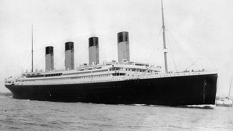 Disfruta de las únicas imágenes grabadas del Titanic en 4K