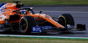 Post de McLaren y Carlos Sainz se sienten fuertes en Silverstone y Red Bull manda con Gasly