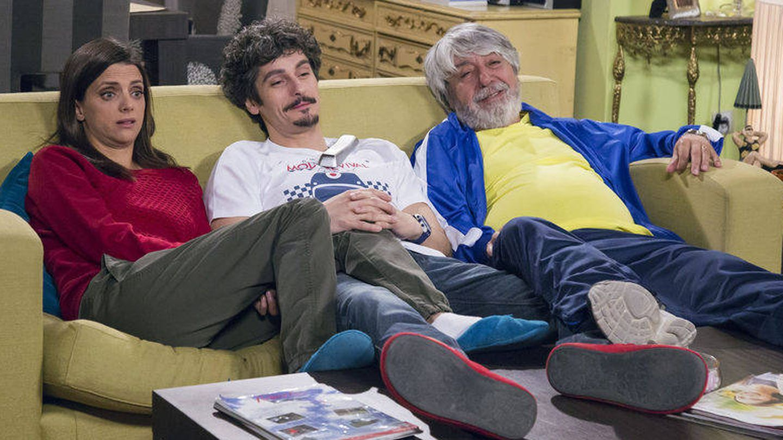 Fotograma de la décima temporada de 'LQSA' con Antonio Pagudo. (Mediaset España)