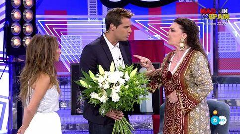 María José Cantudo amenaza con demandar a Telecinco tras su encerrona en el 'Deluxe'