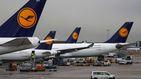 Lufthansa recorta sus previsiones y se desploma en bolsa un 12%