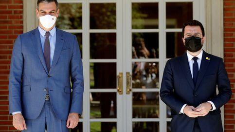 La Generalitat presiona a Sánchez para que se siente a la mesa de diálogo