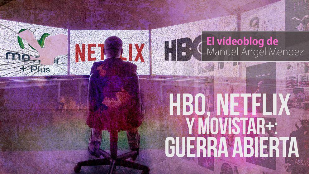 Por qué Movistar+ lo tiene muy difícil frente a Netflix y HBO