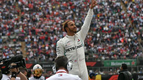 Las cuentas de Lewis Hamilton para ser campeón del mundo en México por sexta vez