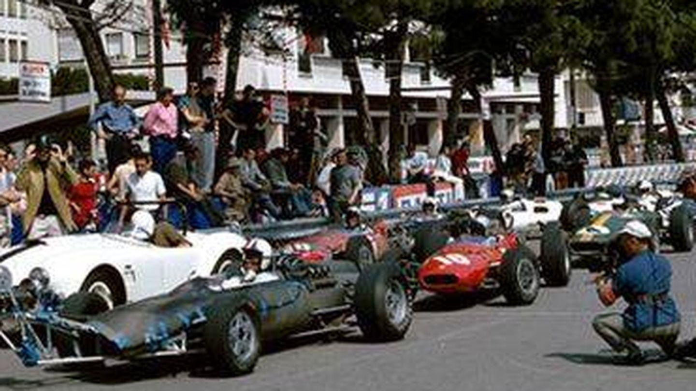 Desde siempre, el GP de Mónaco ha tenido una especial atracción para el cine