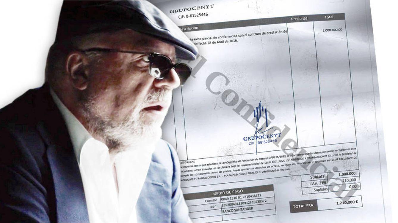 Villarejo vuelve a amenazar con desvelar operaciones sobre Prisa, el 11-M o los Pujol