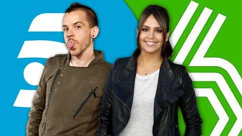 David Muñoz y Cristina Pedroche, tú a Telecinco y yo a La Sexta