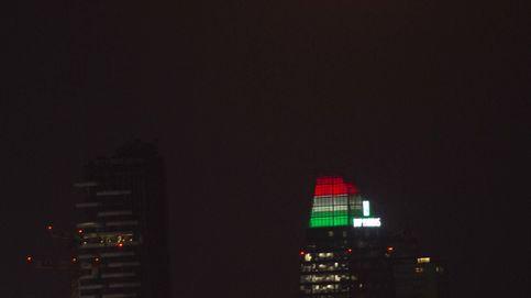 Superluna en Milán
