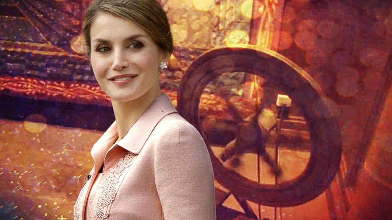 Doña Letizia contrata los servicios  de una costurera