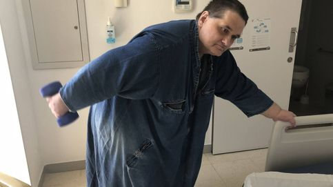 Pesaba 300 kilos, le daban 15 días de vida... y ahora quiere correr un Ironman