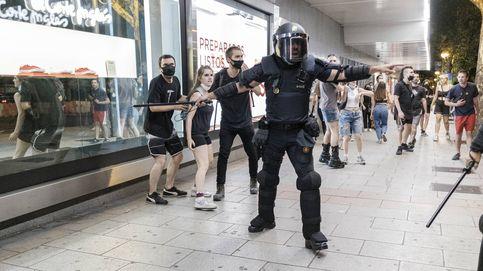 Un detenido en Madrid tras las cargas en la protesta por Samuel