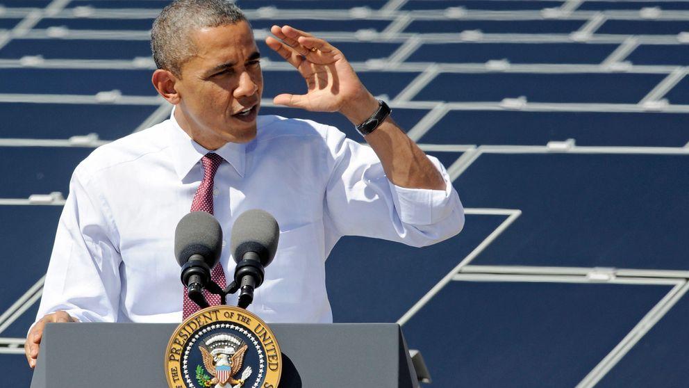 Obama señala el autoconsumo como arma contra el cambio climático