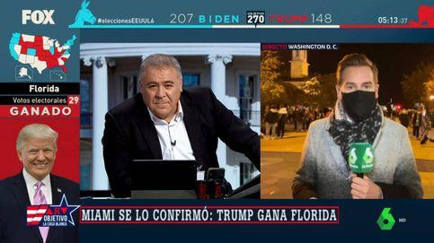 'Al rojo vivo': el rótulo sobre las elecciones con el que Ferreras ha triunfado