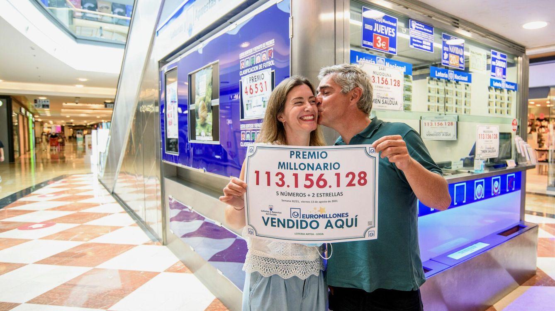 Un único acertante español se lleva 113M en el Euromillones: Ha sido increíble