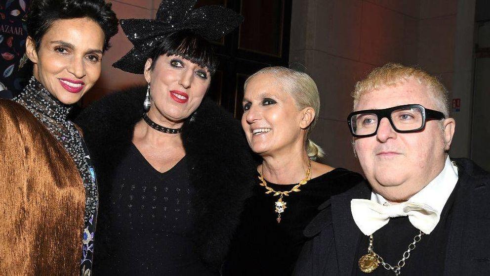 Rossy de Palma, Demi Moore... Los mejor y peor vestidos de la fiesta más loca de París