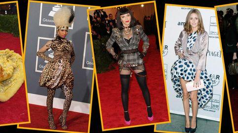Galería de los horrores: repaso a los peores looks jamás vistos de las celebrities