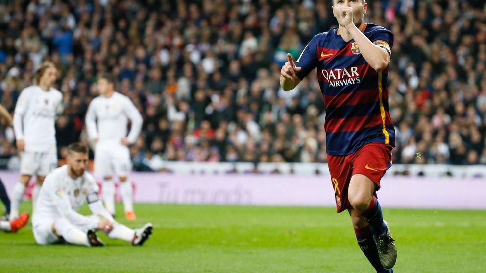 Remates, pases ganadores y movilidad: Madrid-Barça, un paseo por los datos