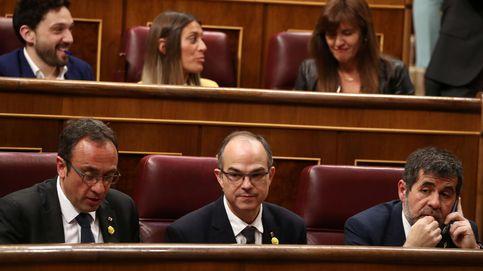 La carta de Jordi Turull tras ir al Congreso: Un ambiente de taberna