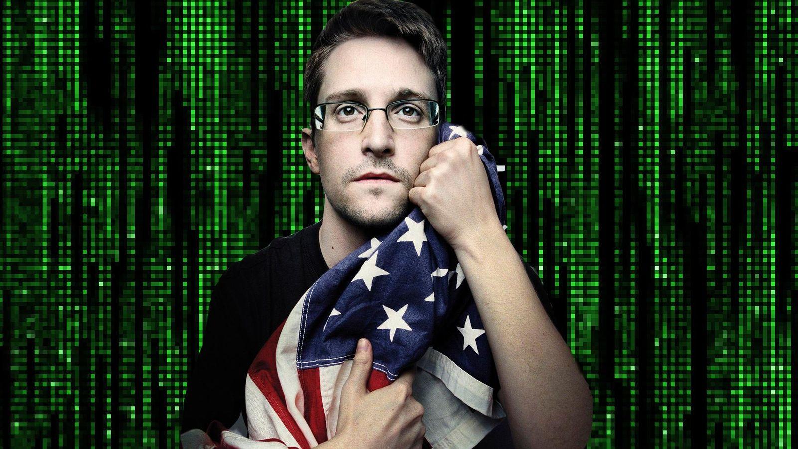 Foto: Edward Snowden, el último gran maestro del periodismo de investigación