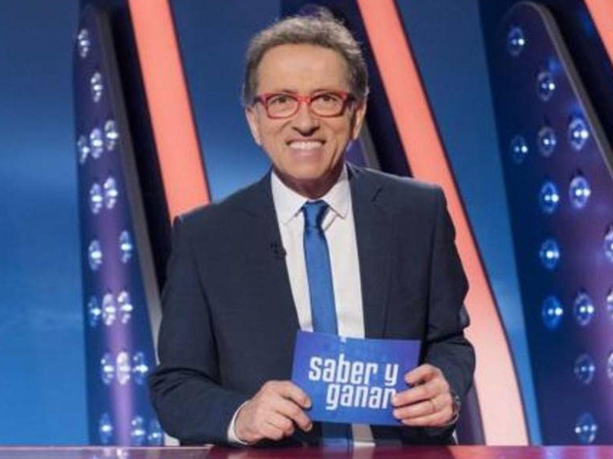 Foto: Jordi Hurtado, en 'Saber y ganar'. (TVE)
