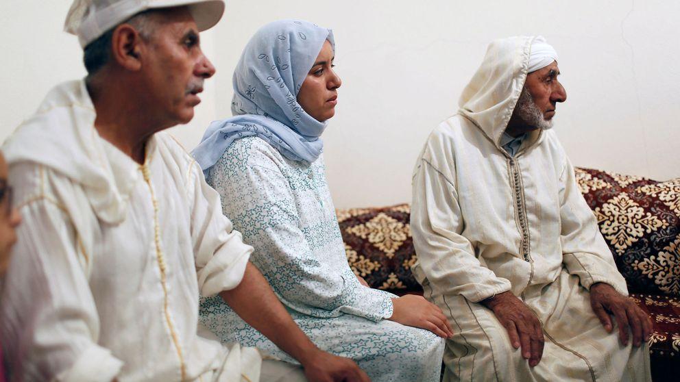 En secreto y sin familia: el funeral del terrorista del atentado de las Ramblas