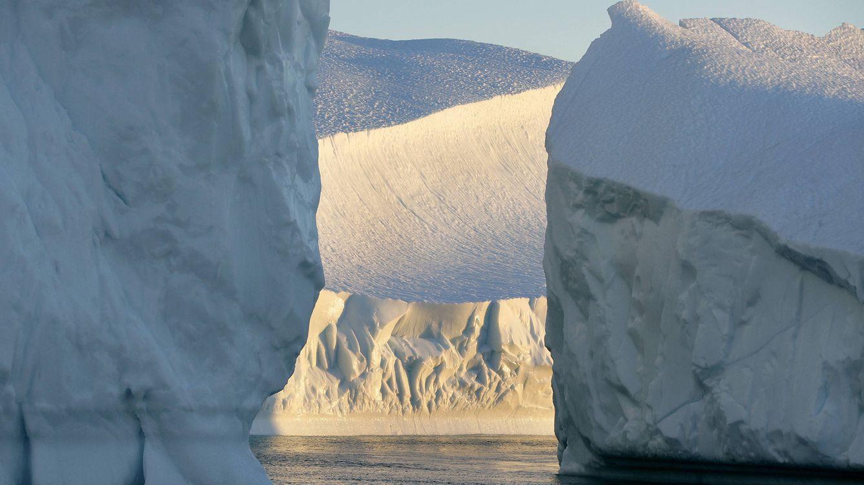 Glaciares de Groenlandia, un patrimonio geológico gravemente amenazado