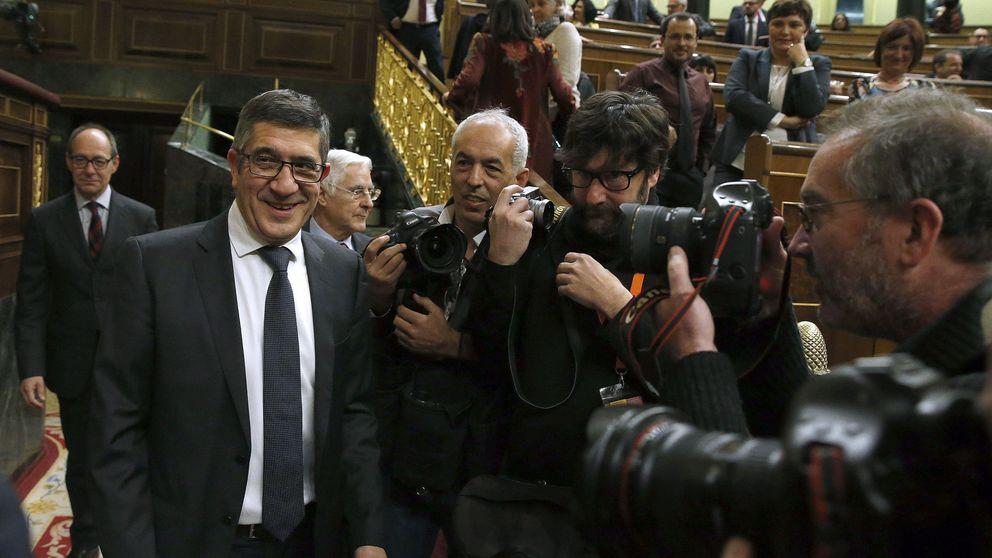 López, nuevo presidente del Congreso con el menor apoyo de la democracia