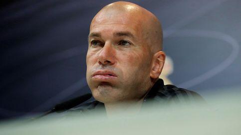 Zidane suelta la rabia en el Clásico: sin pasillo y con el cuchillo entre los dientes