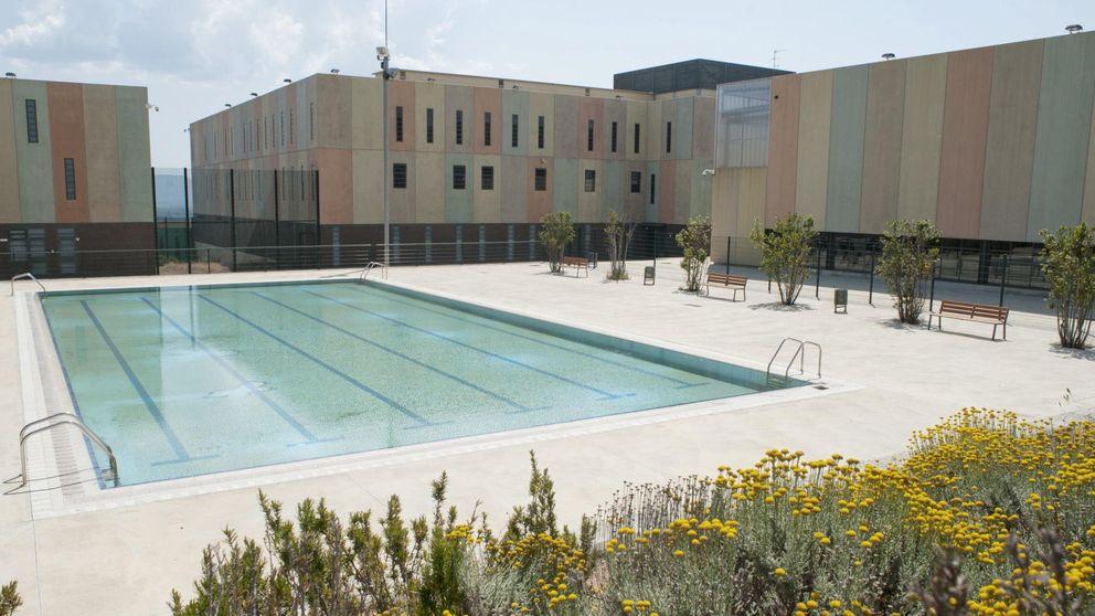 Las cárceles catalanas reabren las piscinas para presos cerradas en 2012
