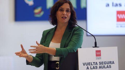 Ayuso vuelve a solicitar a Sánchez una reunión urgente ante la evolución del covid