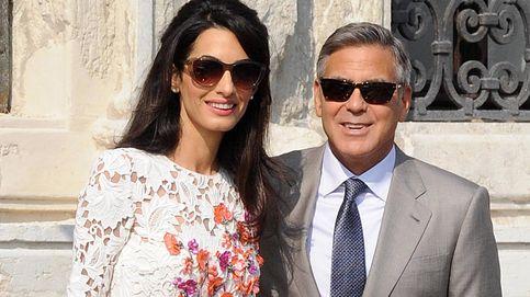 Clooney se cita con sus padres en Barcelona: ¿algo que anunciar?