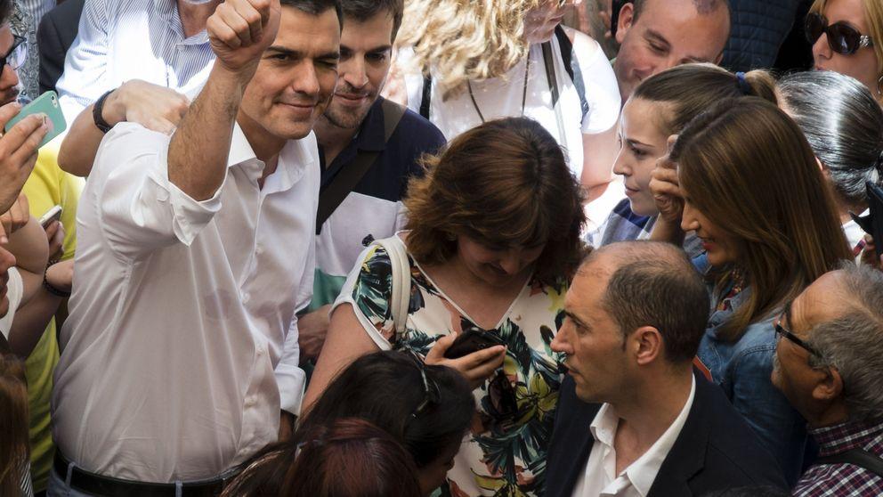 Depresión en el PSOE por los sondeos, pero confía en que despierten al votante