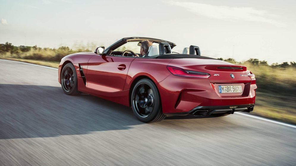 Foto: Más bajo y más deportivo, así es el nuevo BMW Z4 M40i First Edition.