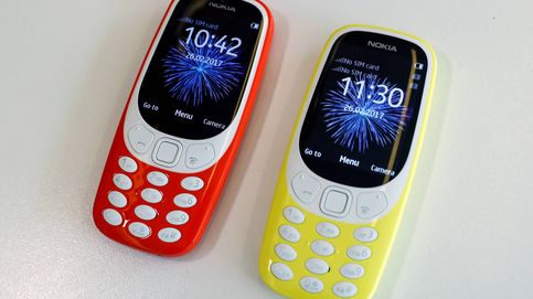 Nokia 3310 y BlackBerry vuelven a sus orígenes en el Mobile World Congress