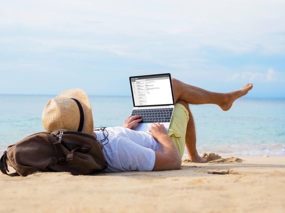Foto: Deja de revisar el correo. (iStock)