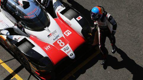 Alonso saldrá desde la 'pole' tras una jornada marcada por el accidente de Pietro Fittipaldi