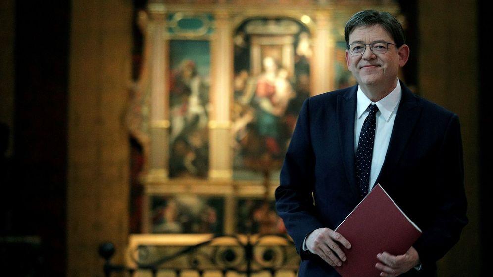 Foto: El 'president' de la Generalitat, Ximo Puig. (EFE)